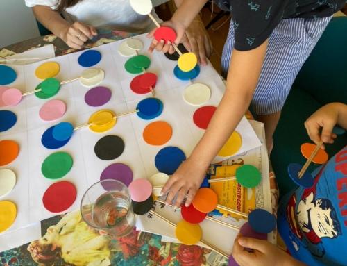Sesiones de Juego Aprendizaje para niños en Málaga.
