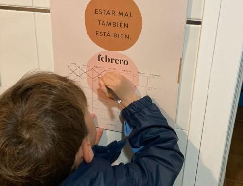 Gestión emocional e inculcar calma en los niños en Málaga