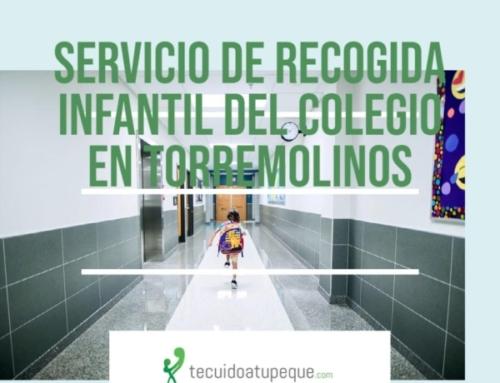 Recoger o llevar niños al colegio en Torremolinos