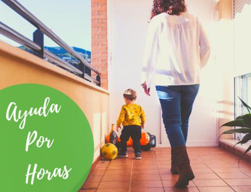 Nuestros servicios de pago por horas: cuidado de niños y ayuda en el hogar